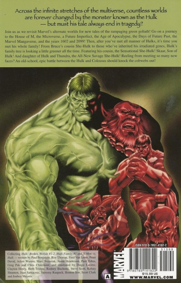HULK BROKEN WORLDS SC *