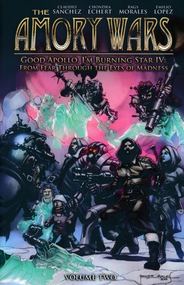 AMORY WARS GOOD APOLLO IM BURNING STAR IV VOL 02 SC **