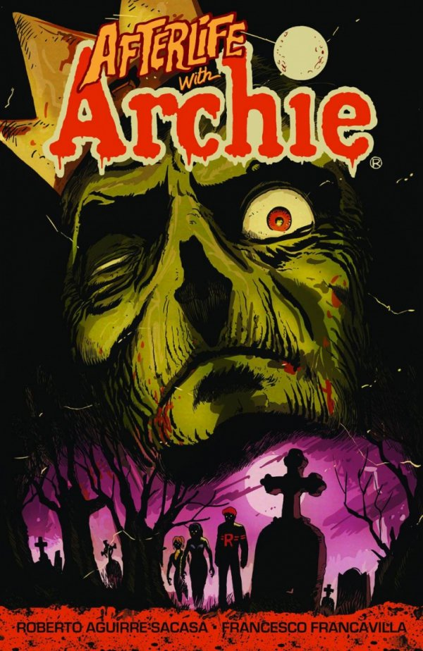 AFTERLIFE WITH ARCHIE VOL 01 SC (VARIANT COVER) **