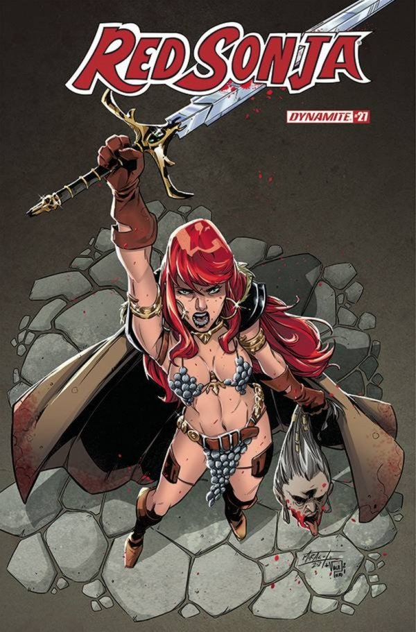 RED SONJA #27 CVR D MIRACOLO