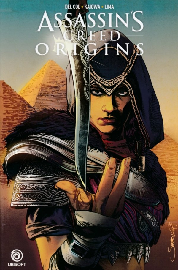 ASSASSINS CREED VOL 01 ORIGINS SC