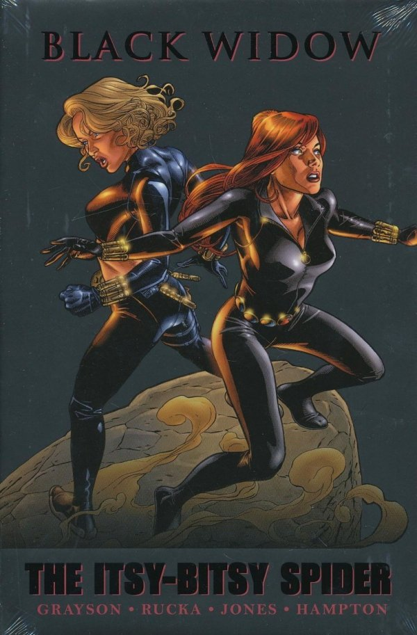 BLACK WIDOW THE ITSY-BITSY SPIDER HC (STANDARD COVER)