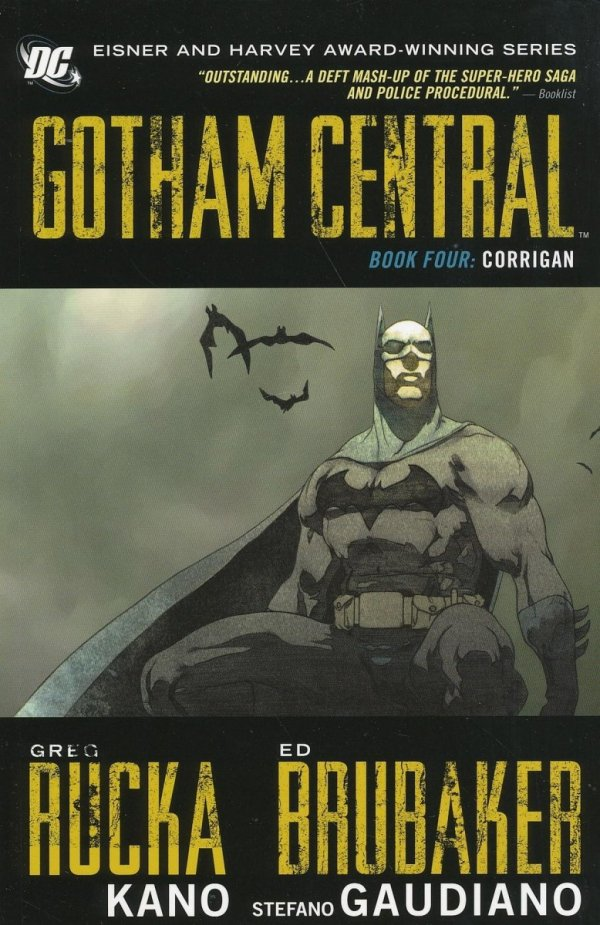 GOTHAM CENTRAL VOL 04 CORRIGAN SC