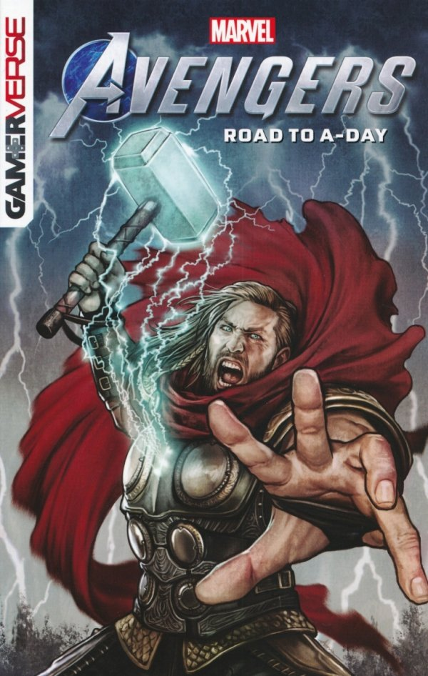MARVELS AVENGERS TP ROAD TO A-DAY