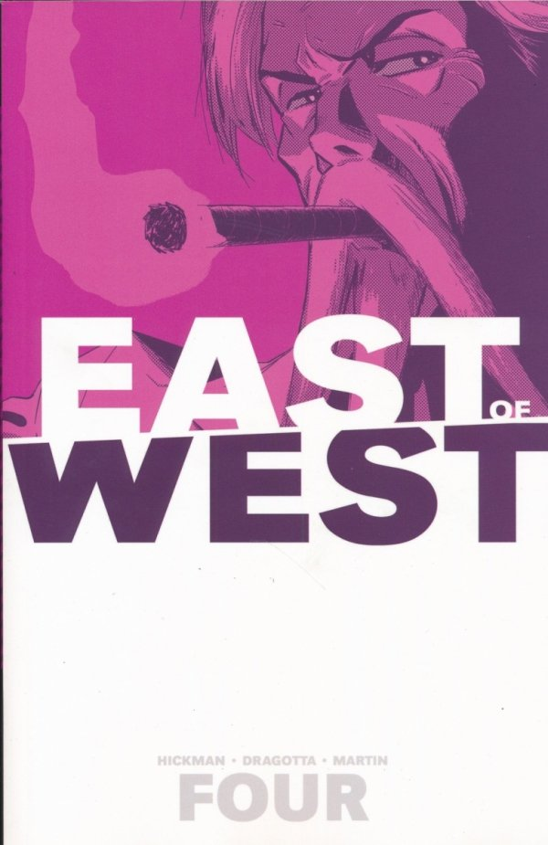 EAST OF WEST TP VOL 04 WHO WANTS WAR (NEW PTG)