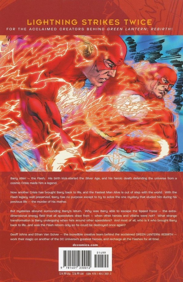 FLASH REBIRTH SC