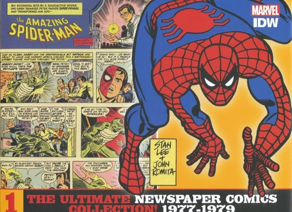 AMAZING SPIDER-MAN ULTIMATE NEWSPAPER COMICS COLLECTION VOL 01 1977-1979 HC