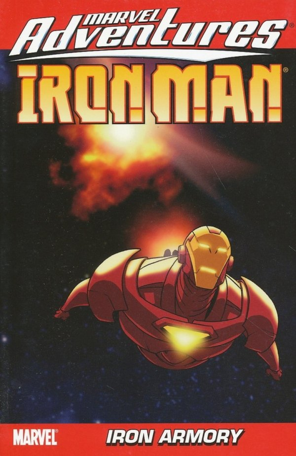 MARVEL ADVENTURES IRON MAN TP VOL 02 DIGEST