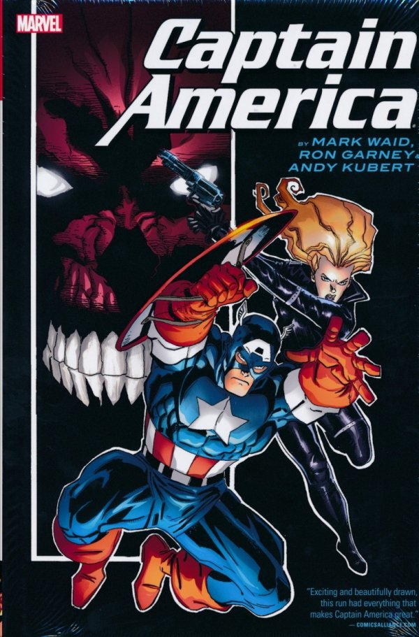 CAPTAIN AMERICA BY MARK WAID AND RON GARNEY AND ANDY KUBERT OMNIBUS HC
