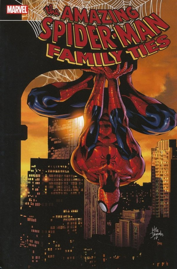 SPIDER-MAN FAMILY TIES SC