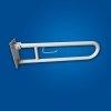 Uchwyt Uchylny WC 70cm PAPier biały fi32 dla niepełnosprawnych