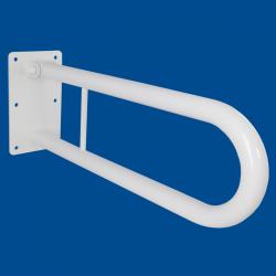 Uchwyt Uchylny dla Niepełnosprawnych 85cm biały fi32