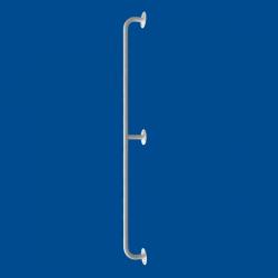Uchwyt Prosty dla Niepełnosprawnych 160 cm biały fi25