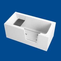 Obudowa wanny panel boczny biały uniwersalny VOVO / AVO 140cm