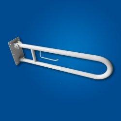 Uchwyt Uchylny WC 50cm PAP biały fi32 dla niepełnosprawnych