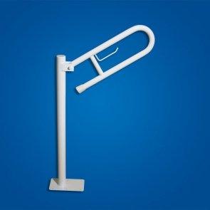 Uchwyt Uchylny WC wolnostojący 50cm PAPier biały fi32