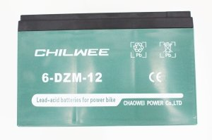 Akumulator Żelowy 12Ah Rower Elektryczny 36V/250W