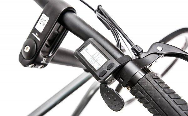 Rower Elektryczny Yunbike C1 bateria samsung 60km