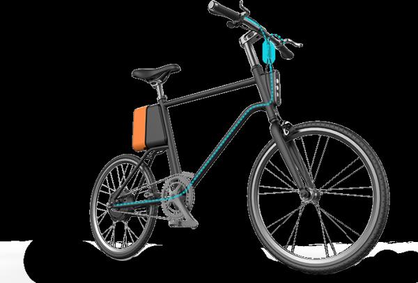 Rower Elektryczny Yunbike C1