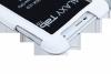 Etui białe dedykowane do Samsung Galaxy Tab P3100 (skóra naturalna)