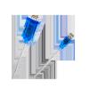 Kabel konwerter USB 2.0 - RS232 (DB9M)