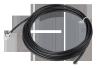 Kabel do anteny samochodowej CB z wtykiem LC27 3,6m