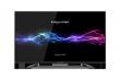 Telewizor Kruger&Matz 32 seria H, HD z tunerem DVB-T2 HD