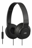 JVC HAS-R185BE Słuchawki nauszne z mikrofonem