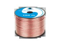 Kabel głośnikowy CCA 2.0mm
