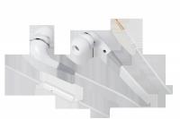 Słuchawki dokanałowe z mikrofonem Kruger&Matz KMP01-M