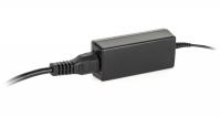 Zasilacz Quer z kablem zasilającym do laptopa ASUS 40 W / 19 V / 2,1 A / 2,5x0,6 mm