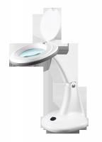 Lampa z lupą na stół 5D (48 SMD)