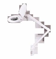 Lampa  warsztatowa z lupą 5D 8W ( 60 x2835 SMD)