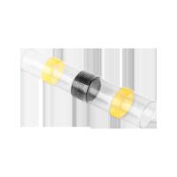 Szybkozłączka z cyną+folia termokurczliwa 4-6mm2 E5634