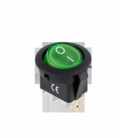 Złącze przeł.IRS-101-8C/D zielony 12V