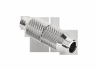 Łącznik kabla koncentrycznego metalowy