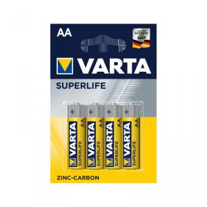 Bateria VARTA R06 SUPERLIFE 4szt./bl.