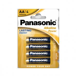 Bateria alkaliczna Panasonic BRONZE  LR06 4szt./bl.