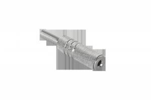 Gniazdo Jack 3.5mm st.metal kabel