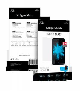 Szkło hybrydowe Kruger&Matz do Move 6 mini