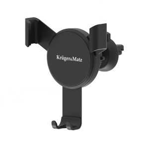 Uniwersalny uchwyt grawitacyjny do kratki Kruger&Matz KM1362