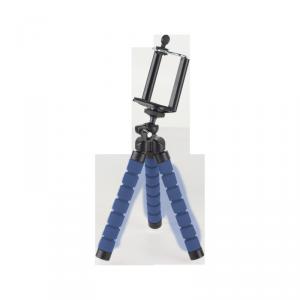Statyw do telefonu / kamery Kruger&Matz niebieski