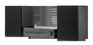 Wieża DVD Kruger&Matz KM1808 (DVD, HDMI, USB,  Bluetooth, NFC, radio cyfrowe DAB+ i FM)