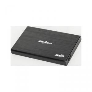 Obudowa dysku 2,5 SATA USB 3.0 Rebel aluminiowa