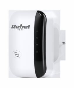 Repeater - wzmacniacz sieci bezprzewodowej Rebel