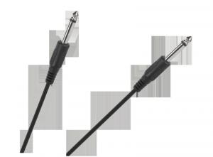 Kabel  Jack 6.3 - Jack 6.3 MONO 2M