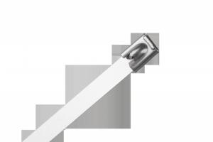 Opaska zaciskowa stalowa 40cm x 7.9mm