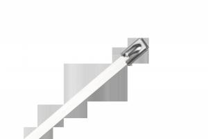 Opaska zaciskowa stalowa 20cm. x 4.6mm