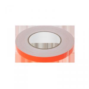 Taśma piankowa dwustronna REBEL (1 mm x 15 mm x 10 m) biała