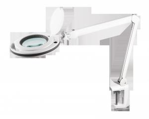 Lampa warsztatowa z lupą 5D 6W, 6500K